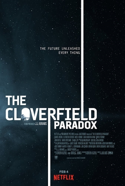 The Cloverfield Paradox 2018 locandina
